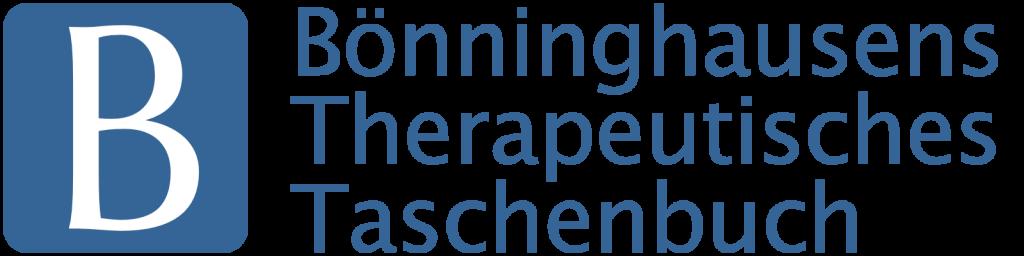 Bönninghausen Therapeutisches Taschenbuch